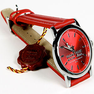 VodkaTrain Watches limited edition